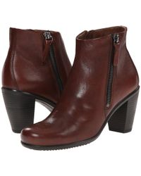 Ecco - Touch 75 Ankle Bootie - Lyst