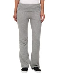 C&C California | Loopy French Terry Fold Over Pant | Lyst