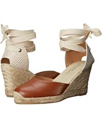 Soludos - Tall Wedge Leather - Lyst