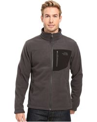 The North Face - Chimborazo Full Zip Fleece - Lyst
