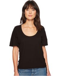 Lamade - Kaia Lace-up Top - Lyst