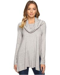 Culture Phit - Jada Cowl Neck Sweater - Lyst