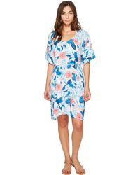 Seafolly - Tropical Vacay Kaftan Cover-up - Lyst