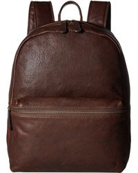 46e93df1ba45e Lyst - Michael Kors Dylan Leather Drawstring Backpack in Black for Men