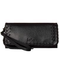 Kooba - Puccini Wallet (black) Wallet Handbags - Lyst
