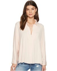 Free People - Solid Can't Fool Me Tee - Lyst