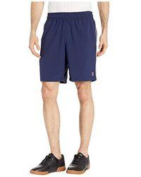 51ca25604c19 Fila - Heritage Shorts (navy/white/chinese Red) Shorts - Lyst