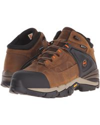 "Timberland - 4"" Hyperion Xl Alloy Safety Toe Waterproof Boot - Lyst"