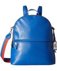 Lauren by Ralph Lauren | Halsbury Tami Backpack Medium | Lyst