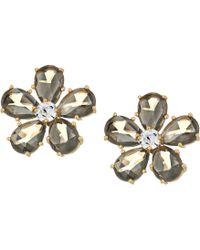 Kate Spade | In Full Bloom Statement Stud Earrings | Lyst