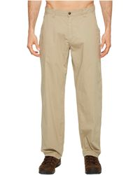 Woolrich - Vista Point Eco Rich Pants - Lyst