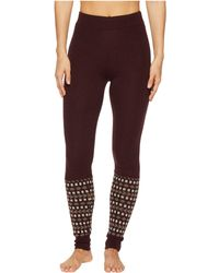 Toad&Co - Shire Sweater Leggings - Lyst