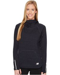 New Balance - Nb Heat Pullover - Lyst