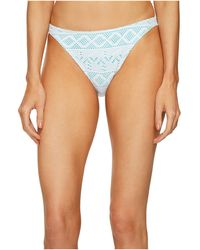 Letarte - Lace Medium Coverage Bottom - Lyst