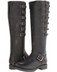 Frye - Veronica Belted Tall - Lyst