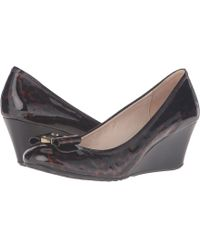 Cole Haan - Tali Grand Bow Wedge 65 - Lyst