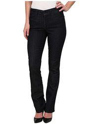 66730cd3bb7 NYDJ - Billie Mini Boot In Dark Enzyme (dark Enzyme) Jeans - Lyst
