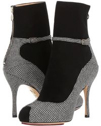 Charlotte Olympia - Incognito Boots - Lyst