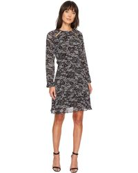 MICHAEL Michael Kors - Delicate Lace Dress - Lyst