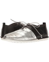 Marsèll - Gomma Bicolor Lace-up Pull-on Oxford - Lyst