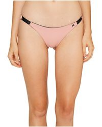 Hurley - Quick Dry Cheeky Bottom - Lyst