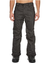 686 - Raw Insulated Pants - Lyst