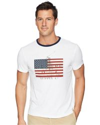 Polo Ralph Lauren - Jersey Short Sleeve Crew Neck T-shirt - Lyst