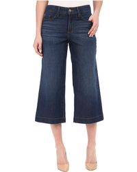 NYDJ - Kate Culotte Jeans In Atlanta - Lyst