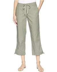 Jones New York - Patch Pocket W/ Outseam Hem Detail Pants - Lyst