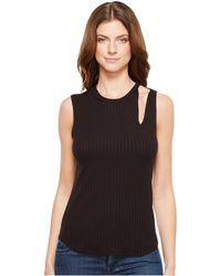 LNA - Single Slice Tank Top - Lyst