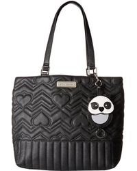 Betsey Johnson - Large Tote - Lyst