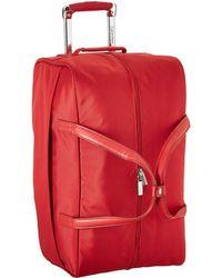Calvin Klein - Greenwich 2.0 22 Wheeled Duffel (red) Pullman Luggage - Lyst