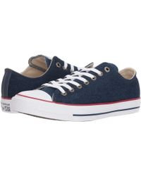 f451c33c4021 Lyst - Converse Ctas Playlite in Black