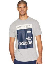 hot sale online d780f 19d38 adidas Originals - Pantone Tee - Lyst