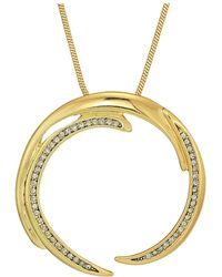 House of Harlow 1960 - Wave Pendant Necklace - Lyst