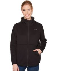 The North Face - Slacker Full Zip Hoodie - Lyst