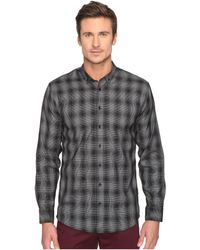Publish - Kalyb Micro Houndstooth Button Down - Lyst