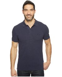 Lacoste | Short Sleeve Garment Dyed Vintage Polo Slim | Lyst
