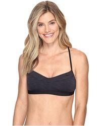 Nike - Iconic Heather Sculpt Bra - Lyst