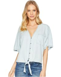PAIGE - Baylee Shirt - Lyst