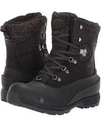 The North Face - Chilkat Se (tnf Black/tnf Black) Shoes - Lyst