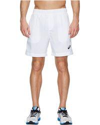 Asics - Court Shorts - Lyst