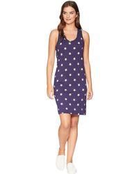 Alternative Apparel - Effortless Printed Tank Dress - Lyst