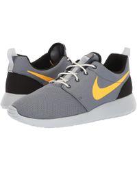 9308b04f61e3 Lyst - Nike 511881-408  Industrial Blue white Roshe One Running ...