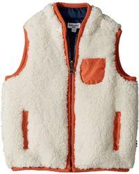 Splendid | Reversible Sherpa Vest (infant) | Lyst