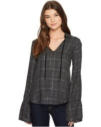 PAIGE - Calissa Shirt - Lyst