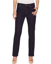 095c5e2c31cfe Lyst - Lauren By Ralph Lauren Premier Straight Cord Jean in Red