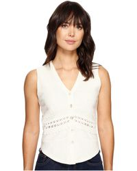 Scully - Cantina Gilda Organic Cotton Top - Lyst