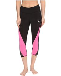 PUMA - Explosive 3/4 Tights - Lyst
