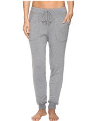 Midnight By Carole Hochman - Lounge Jogger Pants - Lyst